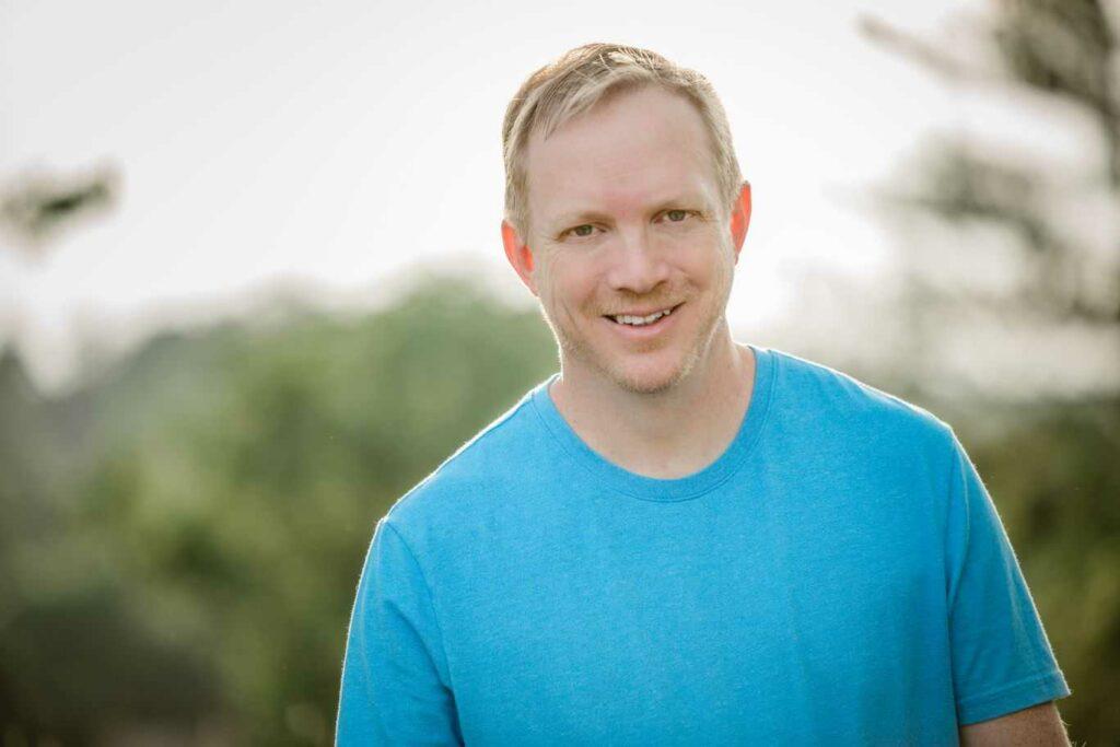 David Morgan, licensed massage therapist in Knoxville, TN