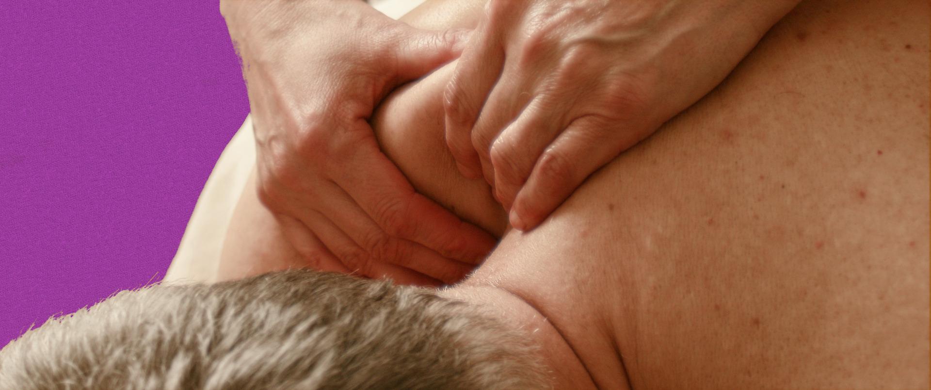 Knoxville deep tissue massage